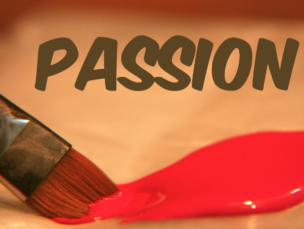 Finding your Passion – or your Flavour of the Month