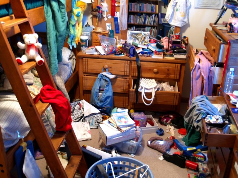 Cluttered?