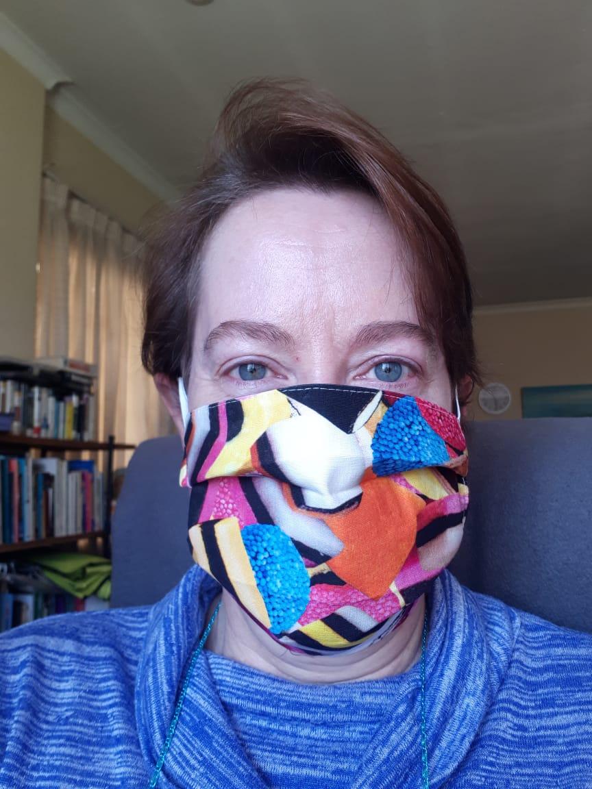 I make and sell masks